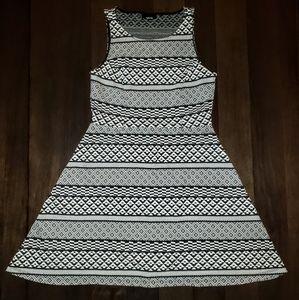 Sleeveless Mini Dress